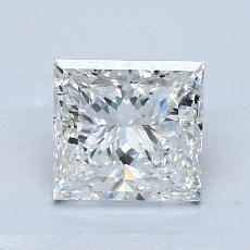 Recommended Stone #4: 1.20-Carat Princess Cut Diamond