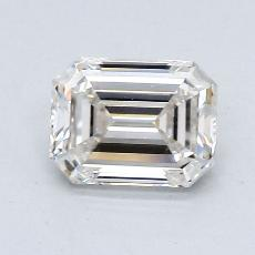 Recommended Stone #4: 1.03-Carat Emerald Cut Diamond