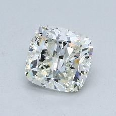 1.06-Carat Cushion Diamond Very Good K SI2