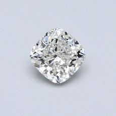 Recommended Stone #1: 0.51-Carat Cushion Cut Diamond