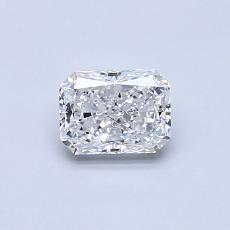 推荐宝石 4:0.51 克拉雷地恩明亮式钻石