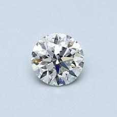 Recommended Stone #3: 0.50-Carat Round Cut Diamond