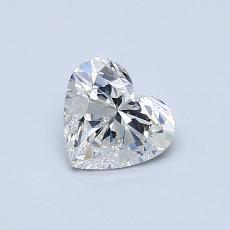 Target Stone: 0.51-Carat Heart Cut Diamond