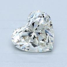 Target Stone: 1.04-Carat Heart Cut Diamond