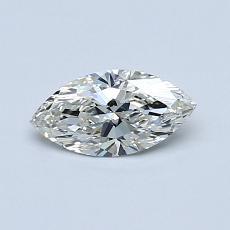 Pierre recommandée n°3: Diamant taille princesse 0,45 carat