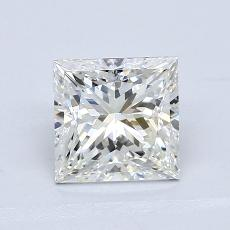 Recommended Stone #1: 1.61-Carat Princess Cut