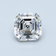 推薦鑽石 #4: 0.92  克拉上丁方形鑽石