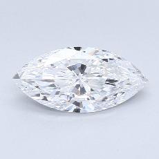 推荐宝石 4:1.50 克拉马眼形钻石