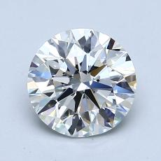 Recommended Stone #2: 1.50-Carat Round Cut Diamond