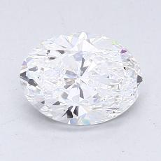 Recommended Stone #4: 1.20-Carat Oval Cut Diamond