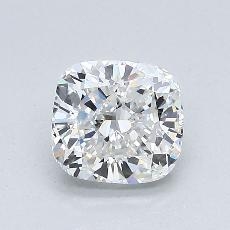 Recommended Stone #4: 1.02-Carat Cushion Cut Diamond