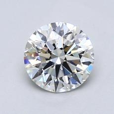 1.02 Carat 圓形 Diamond 理想 E VVS2