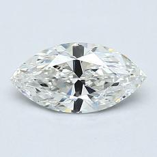 Current Stone: 0.71-Carat Marquise Cut
