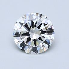 Recommended Stone #4: 0,96-Carat Round Cut Diamond
