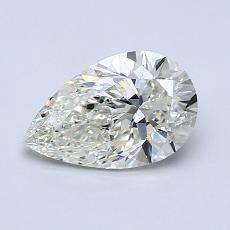 Target Stone: 1.02-Carat Pear Cut Diamond
