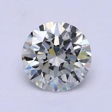 Recommended Stone #3: 2.86-Carat Round Cut Diamond