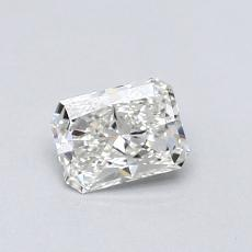 Recommended Stone #3: 0.45-Carat Radiant Cut Diamond