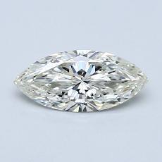 推荐宝石 2:0.51 克拉榄尖形钻石