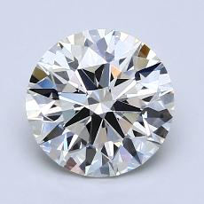 Recommended Stone #3: 1.78-Carat Round Cut Diamond