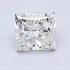 Recommended Stone #4: 1.20-Carat Princess Cut Diamond