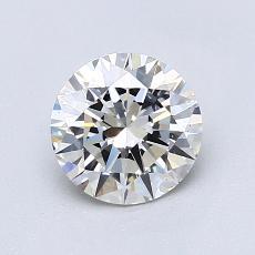 1.00 Carat 圓形 Diamond 理想 I VS2