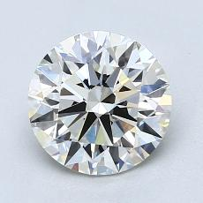 Recommended Stone #2: 1.71-Carat Round Cut Diamond