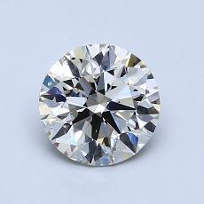 オススメの石No.3:1.06カラットのラウンドカットダイヤモンド
