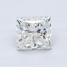 Recommended Stone #1: 0.95-Carat Princess Cut Diamond