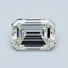 Recommended Stone #3: 1.06-Carat Emerald Cut Diamond