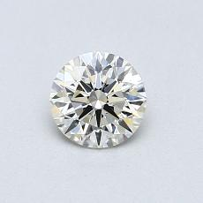 Recommended Stone #3: 0.54-Carat Round Cut Diamond