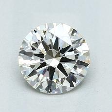 オススメの石No.2:1.20カラットのラウンドカットダイヤモンド