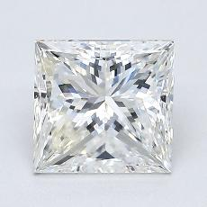 Recommended Stone #3: 1.60-Carat Princess Cut