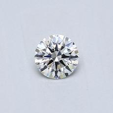 Target Stone: 0.23-Carat Round Cut Diamond