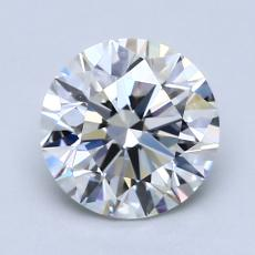 Recommended Stone #3: 1.70-Carat Round Cut