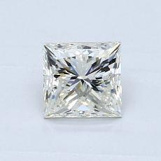 推薦鑽石 #1: 0.71  克拉公主方形鑽石