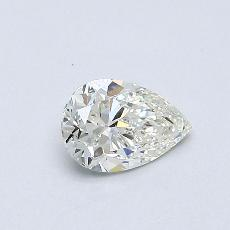 Recommended Stone #4: 0,40-Carat Pear Cut Diamond