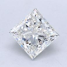 Recommended Stone #4: 1.21-Carat Princess Cut Diamond