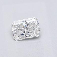 Recommended Stone #2: 0.36-Carat Radiant Cut Diamond