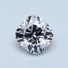 推荐宝石 2:0.90 克拉垫形钻石