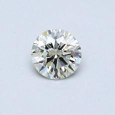 Recommended Stone #2: 0.32-Carat Round Cut Diamond