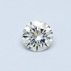 Recommended Stone #4: 0,31-Carat Round Cut Diamond