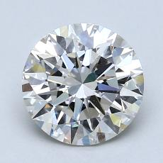Recommended Stone #4: 1.69-Carat Round Cut Diamond