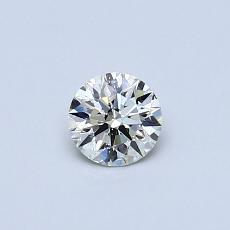 Recommended Stone #3: 0.31-Carat Round Cut Diamond