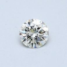 推荐宝石 4:0.31克拉圆形切割钻石