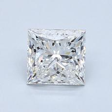 Recommended Stone #3: 1,08-Carat Princess Cut Diamond