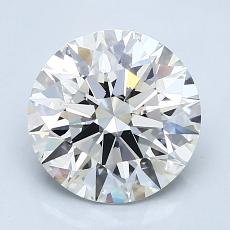Recommended Stone #4: 2.10-Carat Round Cut Diamond