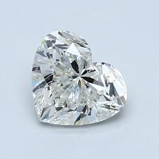 Recommended Stone #2: 1.20-Carat Heart Cut Diamond