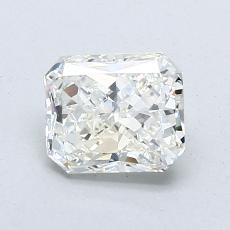 推薦鑽石 #3: 1.01 克拉雷地恩明亮式切割