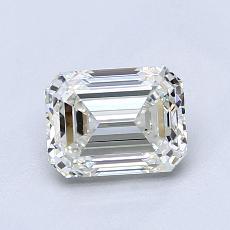 Recommended Stone #3: 1.11-Carat Emerald Cut Diamond
