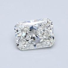 Target Stone: 0.56-Carat Radiant Cut Diamond